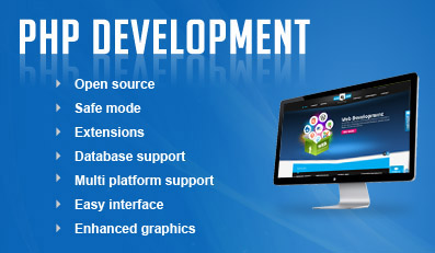 PHP Website Development in India