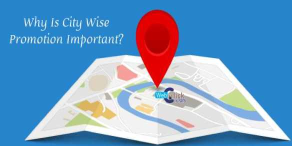 City Wise Promotion Important- Web Click India